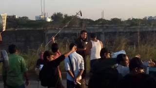 Bengali Movie Action Shooting Scene - Fighting Video of Bangla Movie
