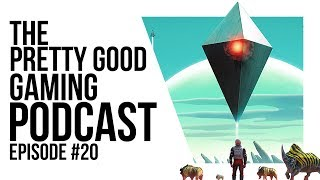 SPACE COWBOYS (In that order)    Pretty Good Gaming Podcast #20