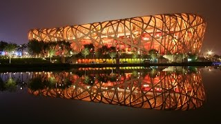 Trip to China Beijing National Stadium Bird