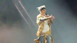 No Pressure- Justin Bieber (Purpose World Tour) 4/29/16
