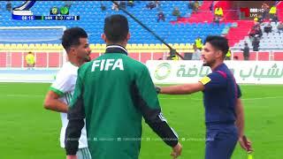 مباراة / النفط 0-0 الشرطة / ديربي العراق