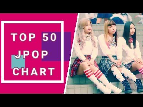 Top 50 JPOP songs chart(April 2017) week 3