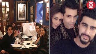 'Veere Di Wedding' Team Celebrates With Bebo | Bollywood At Kareena's Birthday Bash