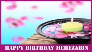 Mehezabin   Birthday Spa - Happy Birthday
