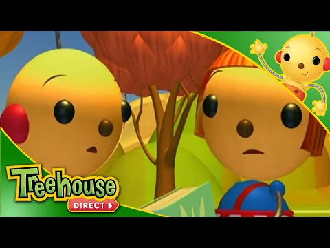 Rolie Polie Olie - Dino Bots / A Couple Of Good Sports / Pappy's Pals - Ep.57