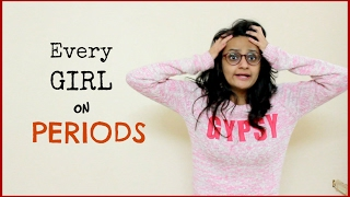 Every Girl on Periods | Funny Video