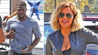 Khloe Kardashian And Kevin Hart Take Over YMCA For
