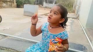 Cute Baby Talking In Telugu very fluently || Very Funny, #TELUGU
