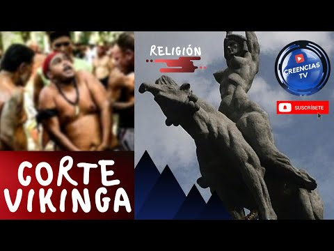 Maria Lionza espiritismo La corte vikinga transportaciones Sorte Quibayo