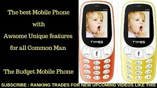 BEST POCKET MOBILE PHONE FOR COMMON MAN