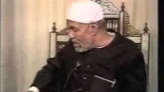 منهج الشيخ الشعراوى فى القراءة