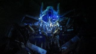 Transformers: The Ride-3D front seat on-ride HD POV Universal Studios Hollywood