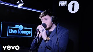 James Arthur - Naked in the Live Lounge