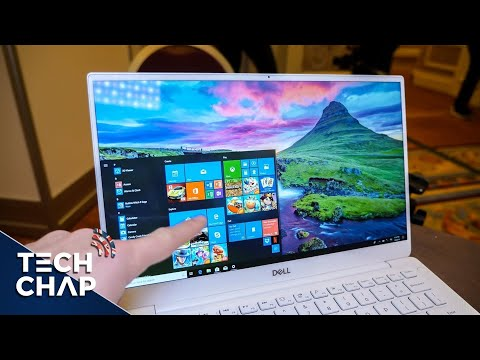 Dell XPS 13 9380 Hands On What s New 2019 The Tech Chap