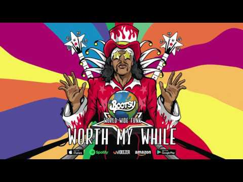 Bootsy Collins - Worth My While (feat. Kali Uchis) (World Wide Funk) 2017
