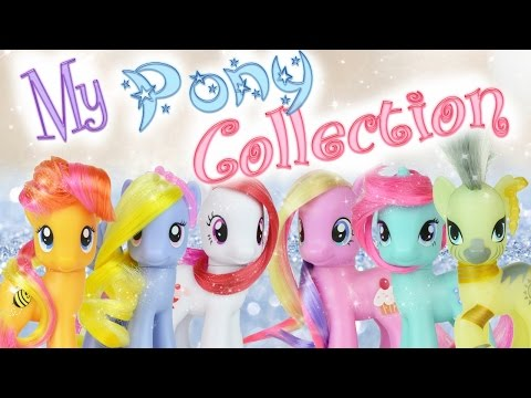 My Full MLP Collection My Little Pony Updated Collection Tour 2016 | MLP Fever