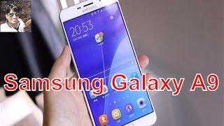 Samsung Galaxy A9 preview