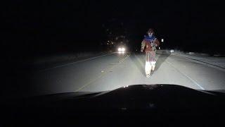 Clown Sighting Full Video *WARNING*GRAPHIC*