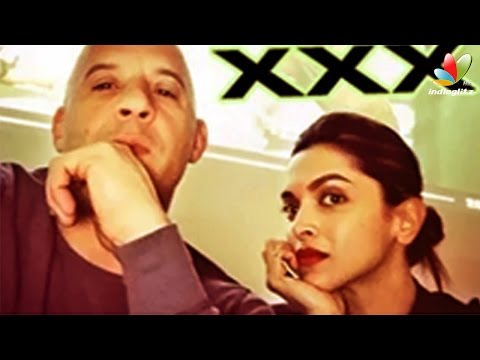 Xxx Mp4 Deepika Padukone Joins Vin Diesel In 'XXX The Return Of Xander Cage' New Movie 3gp Sex