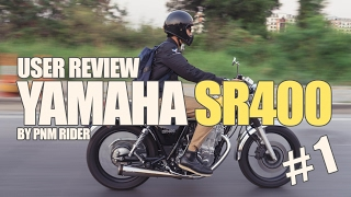 #1 [รีวิว] SR400 คลาสสิคสูบเดียวในตำนาน | PNM Rider
