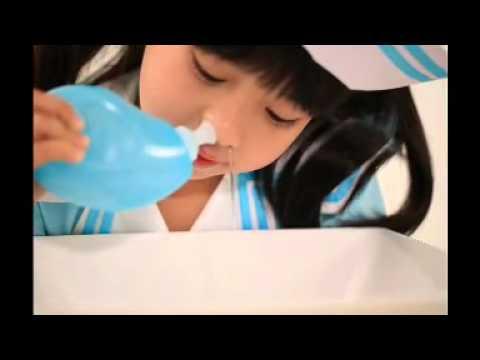 ล้างจมูกง่ายๆ สไตล์ฮาชชิ (Hashi) VS.1