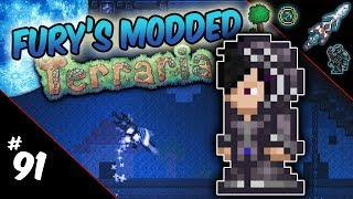 Fury's Modded Terraria | 91: The Challenger & the Blue Moon