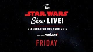 Star Wars Celebration Orlando 2017 Live Stream – Day 2 | The Star Wars Show LIVE!