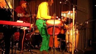 Cymande track Bra played by original band member Jimmy Lindsay live @ Hideaway