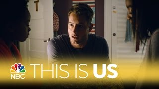 This Is Us - Kevin's Painting of Life (Episode Highlight)