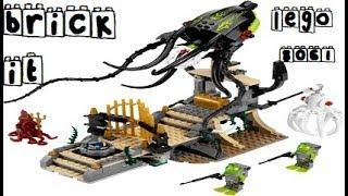 Brick It - Lego Atlantis 8061 Gateway of the Squid