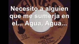 Flora Adams - Fire Fire (Traducción en Español)