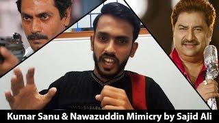 Kumar Sanu & Nawazuddin Siddiqui by Sajid Ali