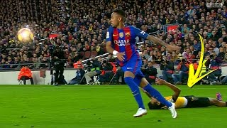 Neymar Jr ● Magic Sombrero Skills | HD Pt.1