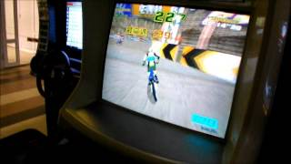Motocross Go! - автомат Namco System 23