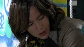 The first kiss scene between Moon Geun Young & Jang Geun Suk [Eng Sub]
