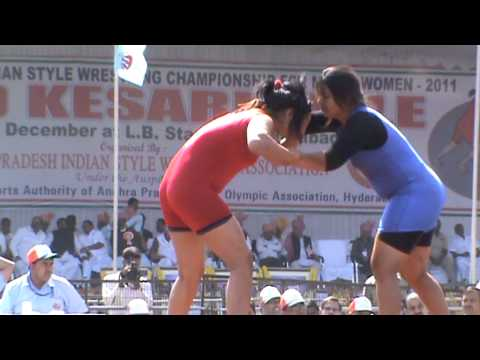 45th Hind kesari title - Preliminary matches -- women