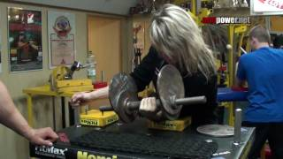 Training of Armwrestling #47 - Trening with Marlena Wawrzyniak