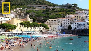 Take a Journey Along the Amalfi Coast   National Geographic