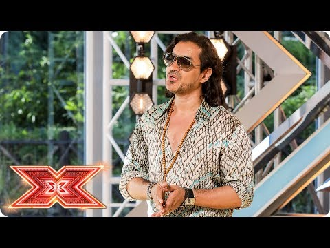 Will Danny Lambo be racing through to Boot Camp? | Auditions Week 4 | The X Factor 2017