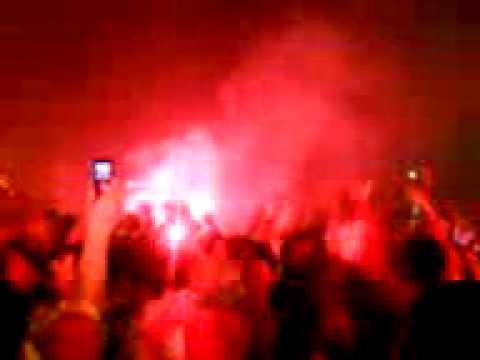 RUAS DE FOGO INTER x São Paulo