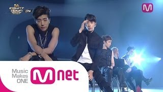2PM _하.니.뿐 (A.D.T.O.Y by 2PM  of M COUNTDOWN 2014.04.03)