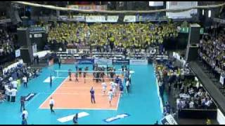 CEV - Champions Volley - Itas Trento vs. Zenit Kazan, ultimo punto!!!!!