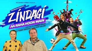 Zindagi Aa Raha Hoon Main Music Video - Reaction and Review