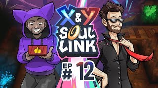 Pokémon X & Y Soul Link Randomized Nuzlocke w/ ShadyPenguinn - Ep 12