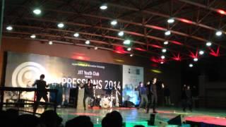 Badtameeez dil Maaane na ....... JIIT Impressions 2014