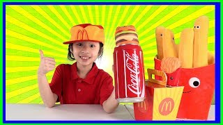 I MAILED MYSELF to Ryan ToysReview and it WORKED! It Gone WRONG to McDonalds Toys 3 - skit (FunTV)