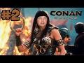 Download Video Conan Exiles #2 : Xéna la guerrière ! 3GP MP4 FLV