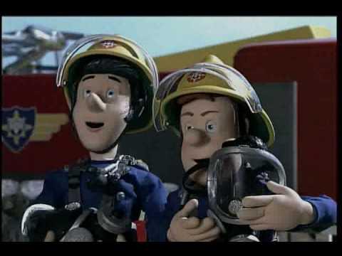Sam a Tűzoltó Intro MAGYAR