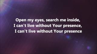 Pursuit - Jesus Culture w/ Lyrics