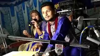 Pramod Jha Benjo Badak Stageshow Sevash Mishra Ke Sath Bano Teri Akhiya Song